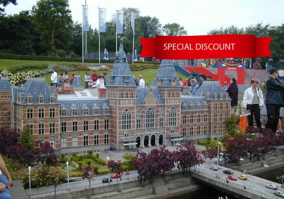 Europe Tour packages from Sri Lanka with Holidays in Holland, Special offer