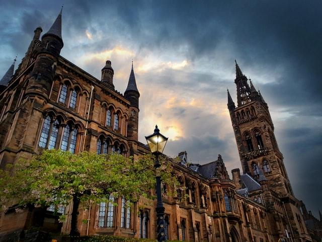 A world renowned university